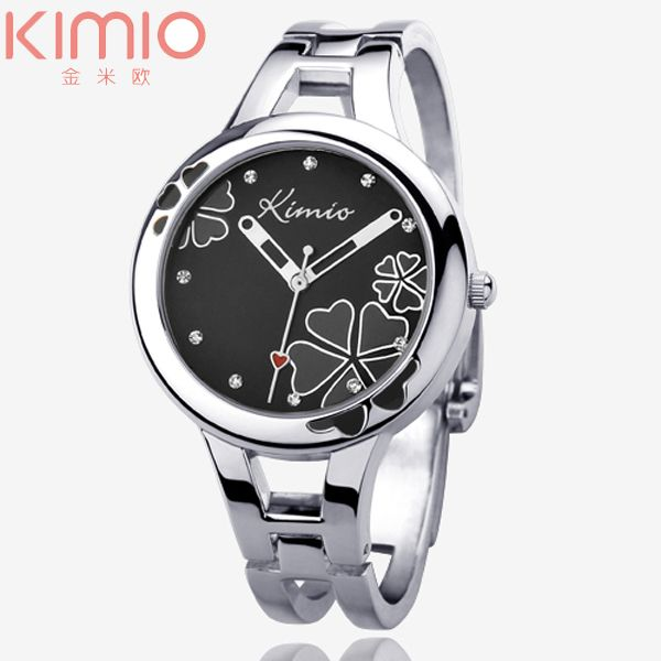 Bracelet Watch Quartz Full Steel Watches for women - KIMIO