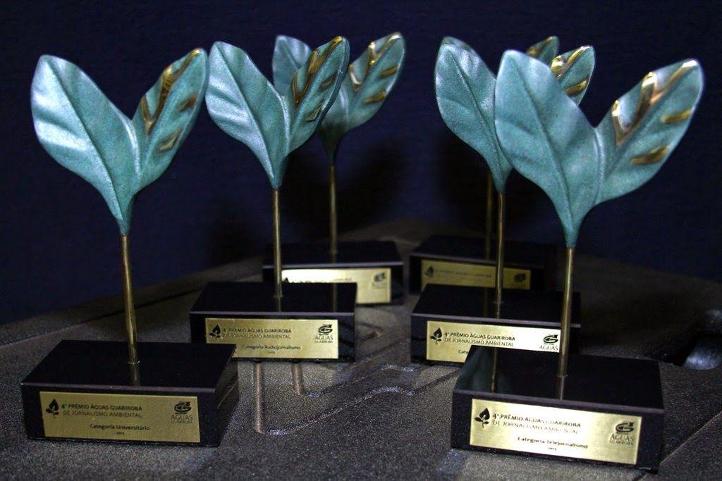 JORNAL CORREIO MS: Águas Guariroba entrega nesta sexta Prêmio de Jorn...