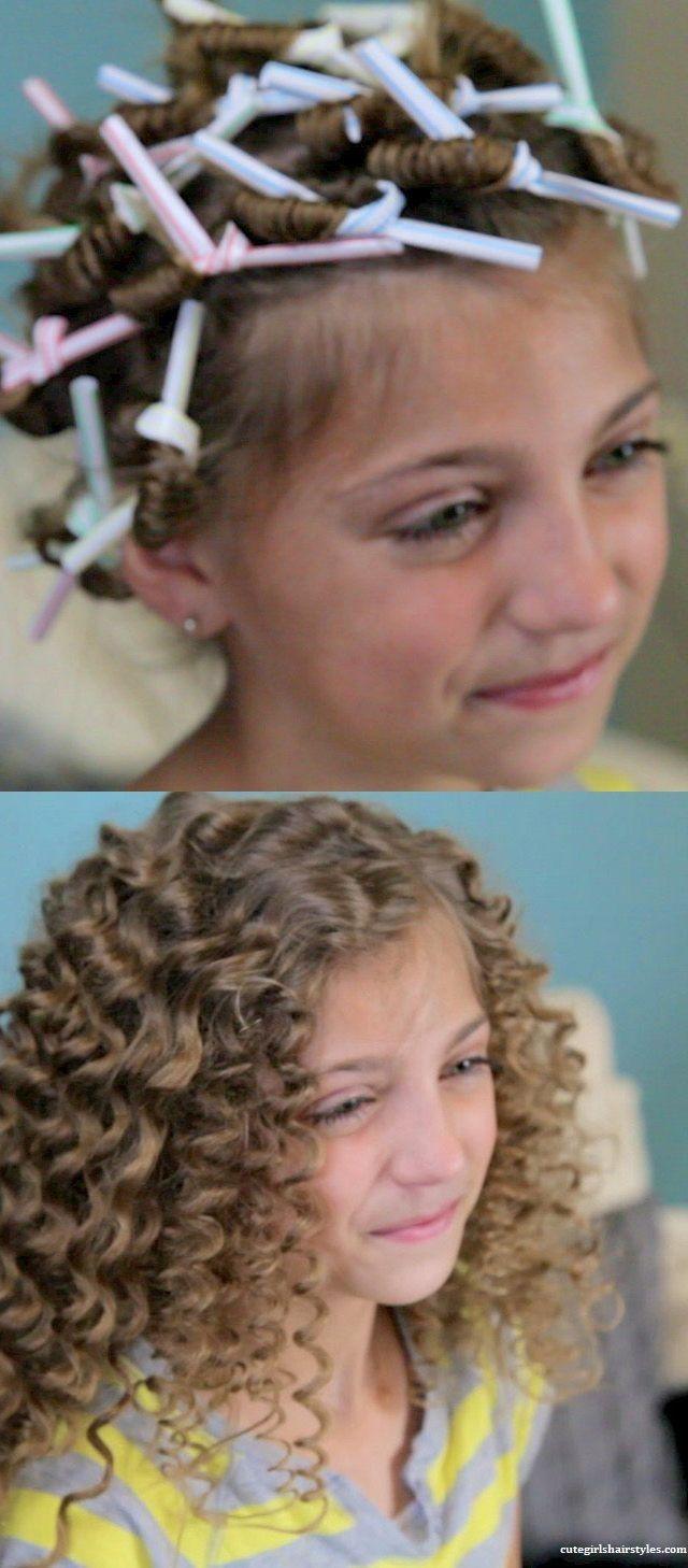 Comment se faire onduler les cheveux naturellement