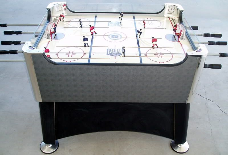 Halex Elite Nhl Rod Hockey Table Hockey Rod Table