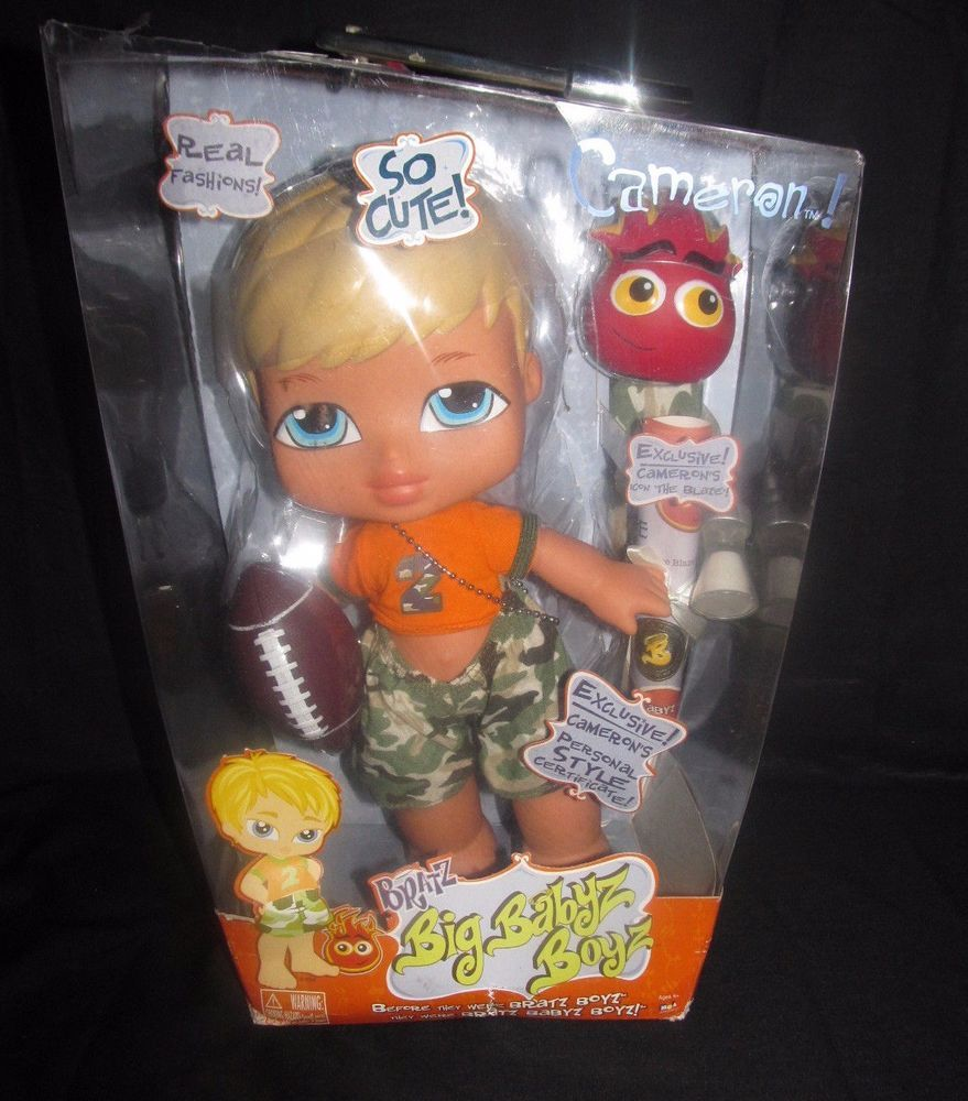 Bratz Babyz Boyz Cameron Doll