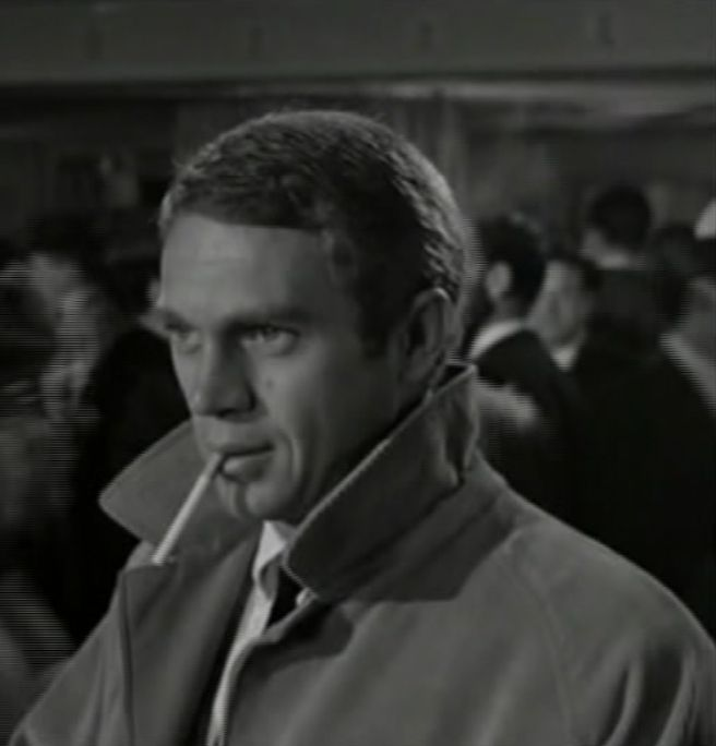 Steve McQueen | Love with the Proper Stranger | 1963 | as Rocky Papasano