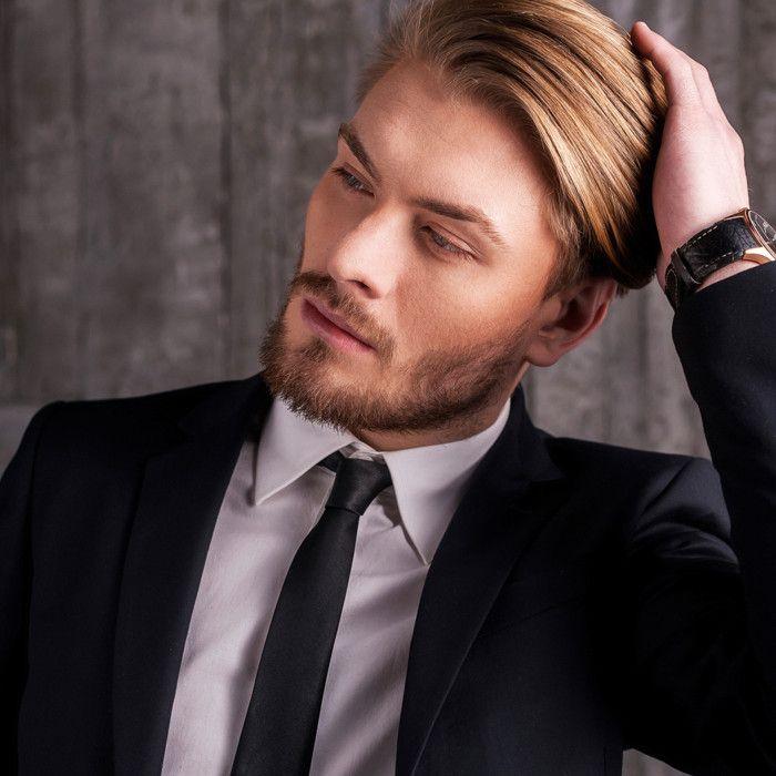Haarschnitt jungs lange haare