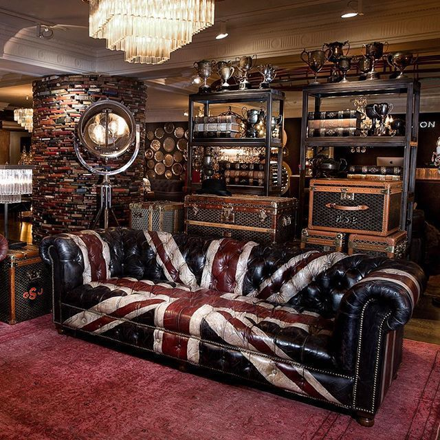 Photo of Timothy Oulton | British Handcrafted Leather Furniture  | Timothy Oulton