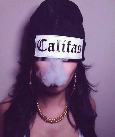 latino smoking thug fetish