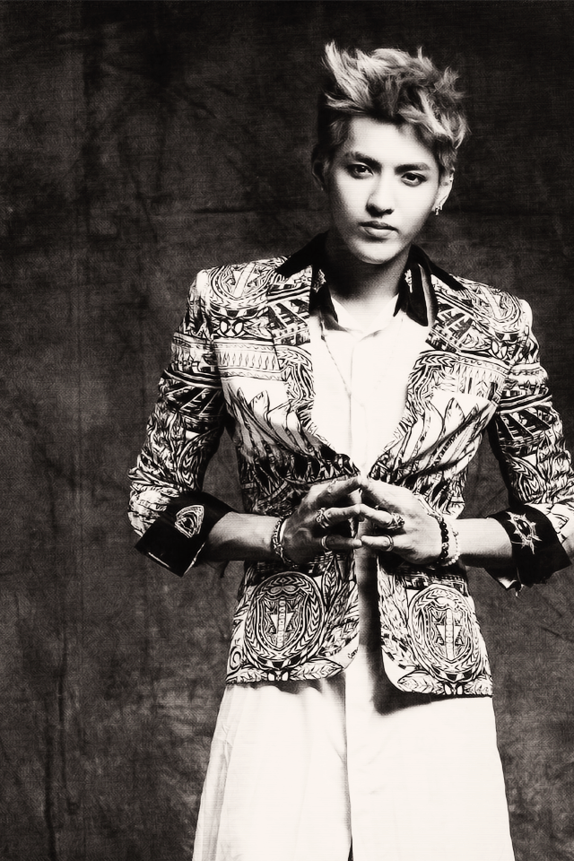 Dont miss 2014 EXO Kris KPOP Haristyle Wallpaper HD ...