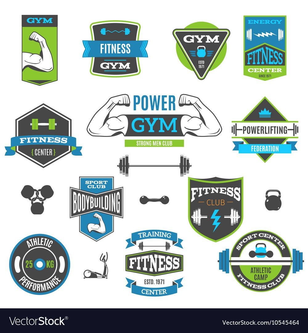 Fitness And Sport Labels Royalty Free Vector Image Spon Labels Sport Fitness Royalty Ad Vector Free Train Vector Wild Animals Vector
