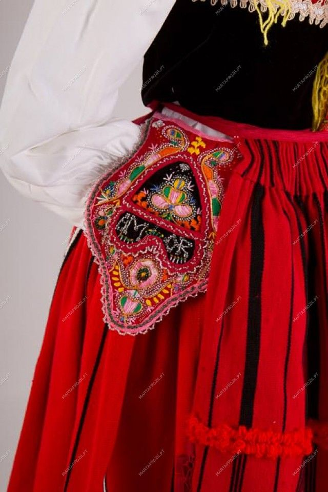 Traje de lavradeira da Afife   Trajes de Festa - Marta Prozil - Atelier de Artesanato de Viana