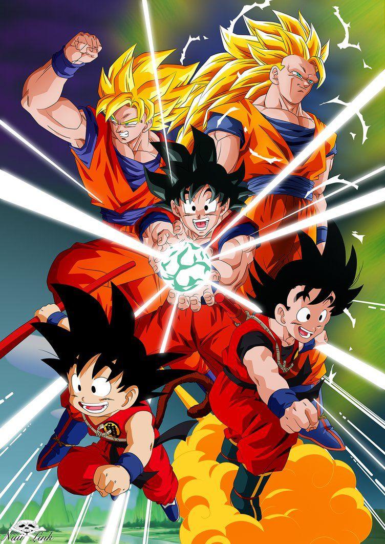 MultiSongoku III by NiiiiLink Goku, Hình ảnh, Dragon