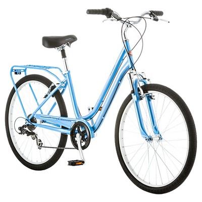 Schwinn Women's Radiant 26 Hybrid Bike, Blue | Products