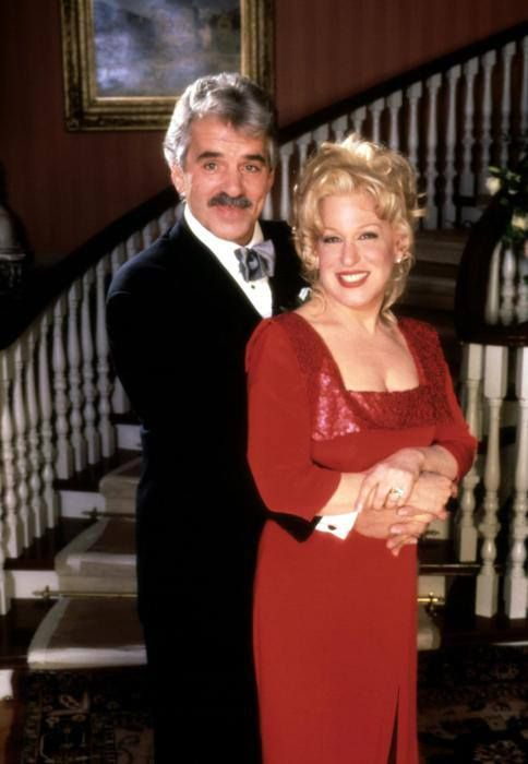DENNIS   FARINA     AND     BETH     MIDLER