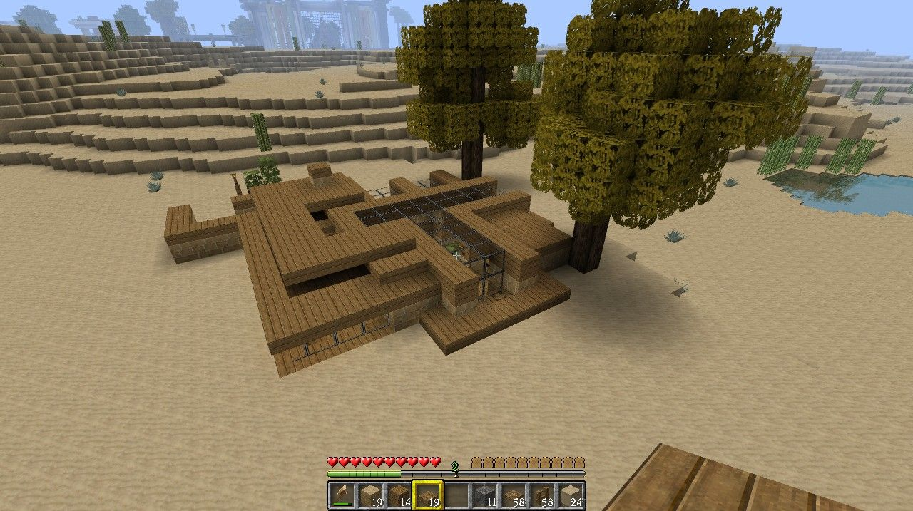 Awesome Survival Minecraft House 10
