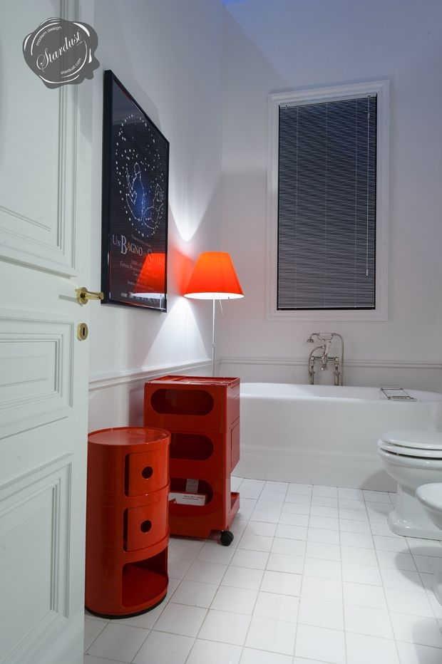 kartell salle de bain Stardust Modern Design: Kartell Design