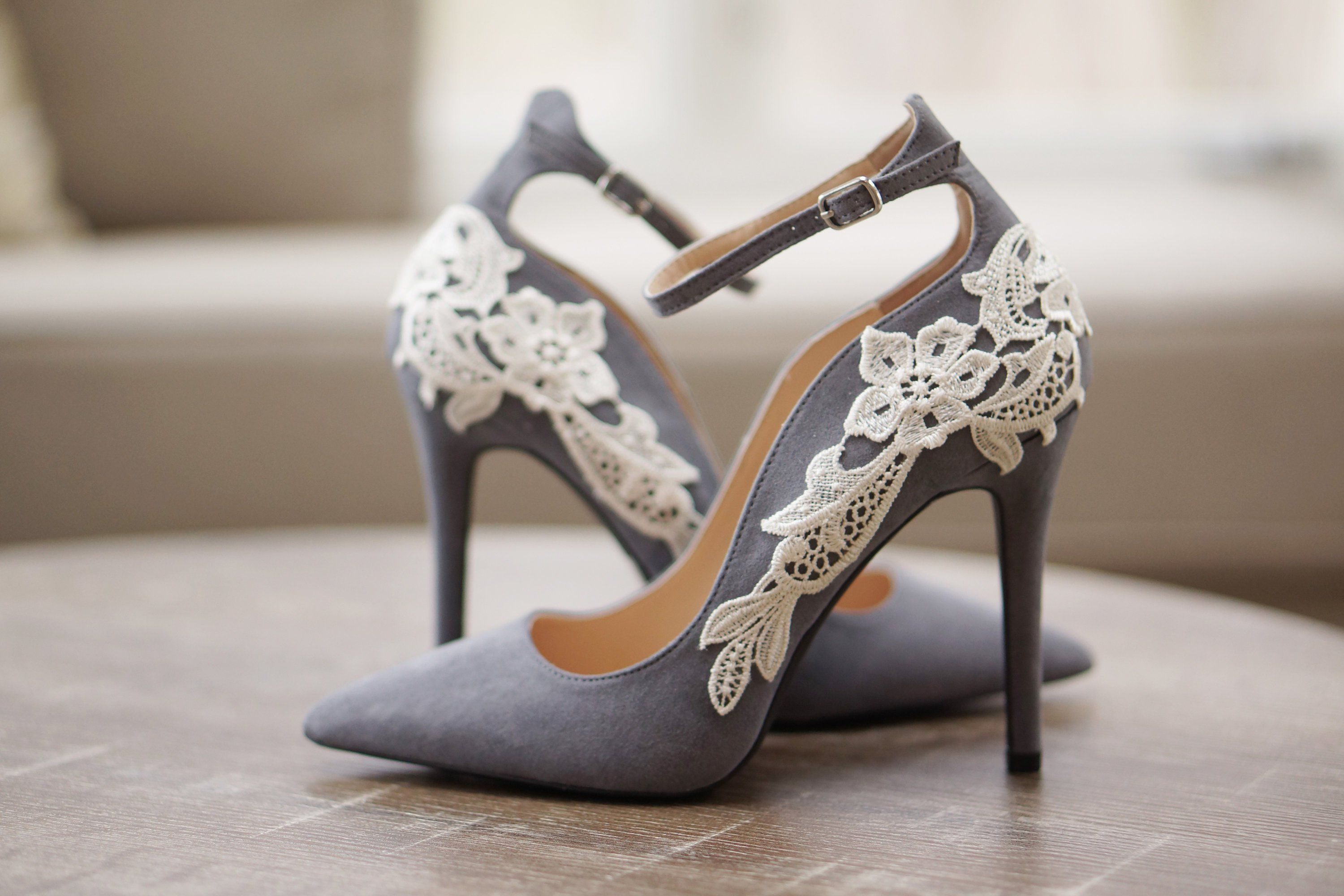 11be4284b7dd9 Grey Bridal Shoes,Bridal Heels,Wedding Shoes,High Heels,Wedding ...