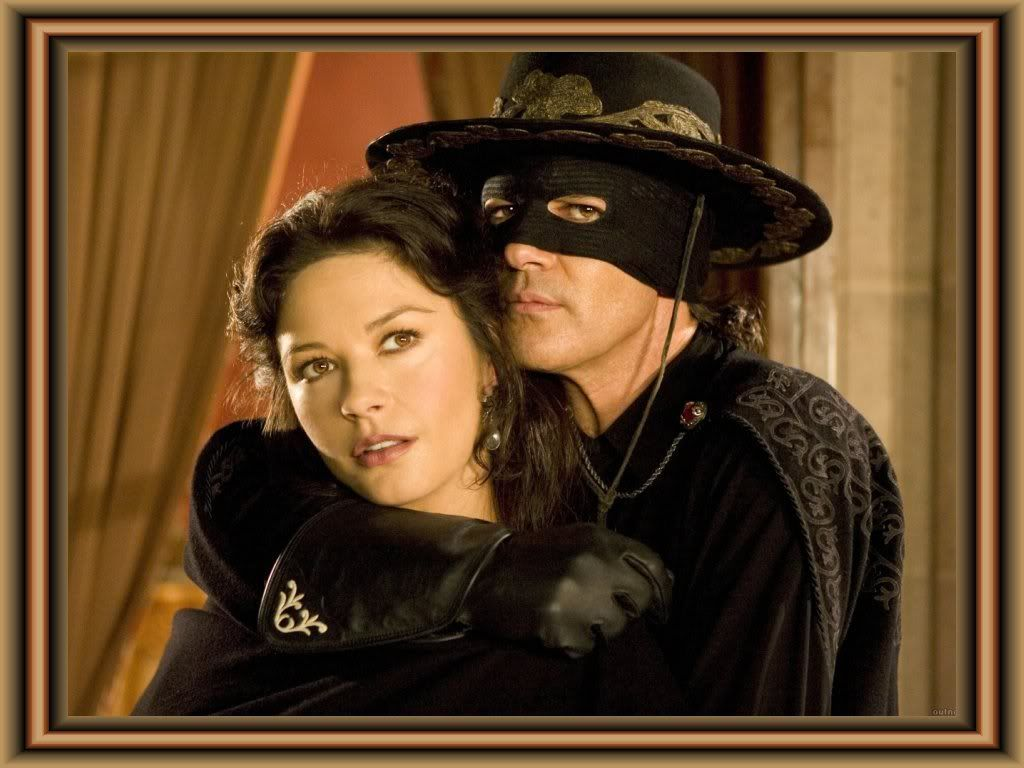 The Mask Of Zorro - antonio banderas brought his own horse