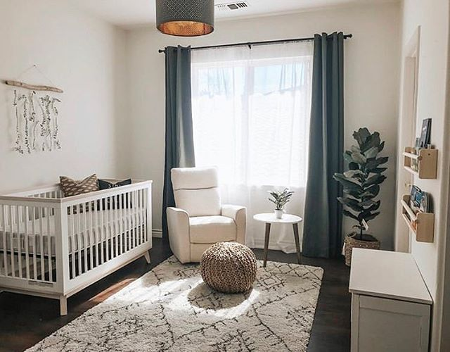 Create Tranquility In Your Nursery With Neutral Tones