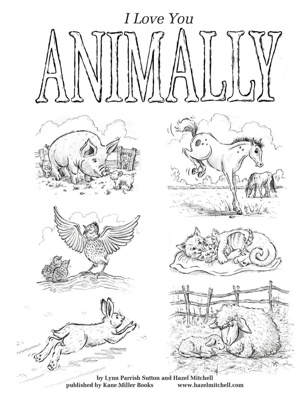Story Time Coloring Page Usborne Books Usborne Books Party Book Activities