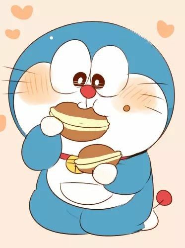 Cute Kawaii Doraemon Photo
