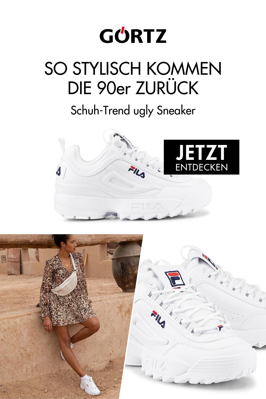 da77891c300a2a Ugly Sneaker für Damen unkompliziert bei GÖRTZ bestellen