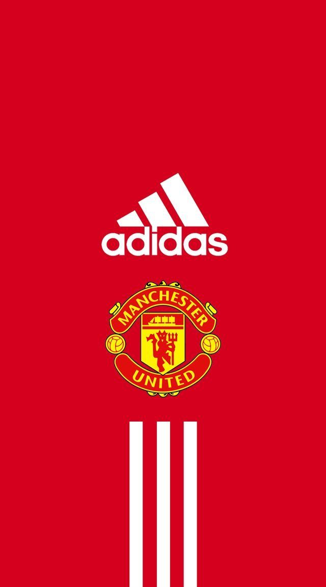 Manchester United Iphone Wallpaper Bola Kaki Sepak Bola Olahraga