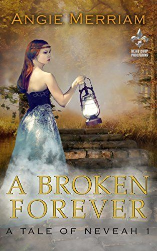 A Broken Forever (Neveah Book 1) by Angie Merriam, http://www.amazon.com/dp/B00LBPS05A/ref=cm_sw_r_pi_dp_4zWRtb1J35400