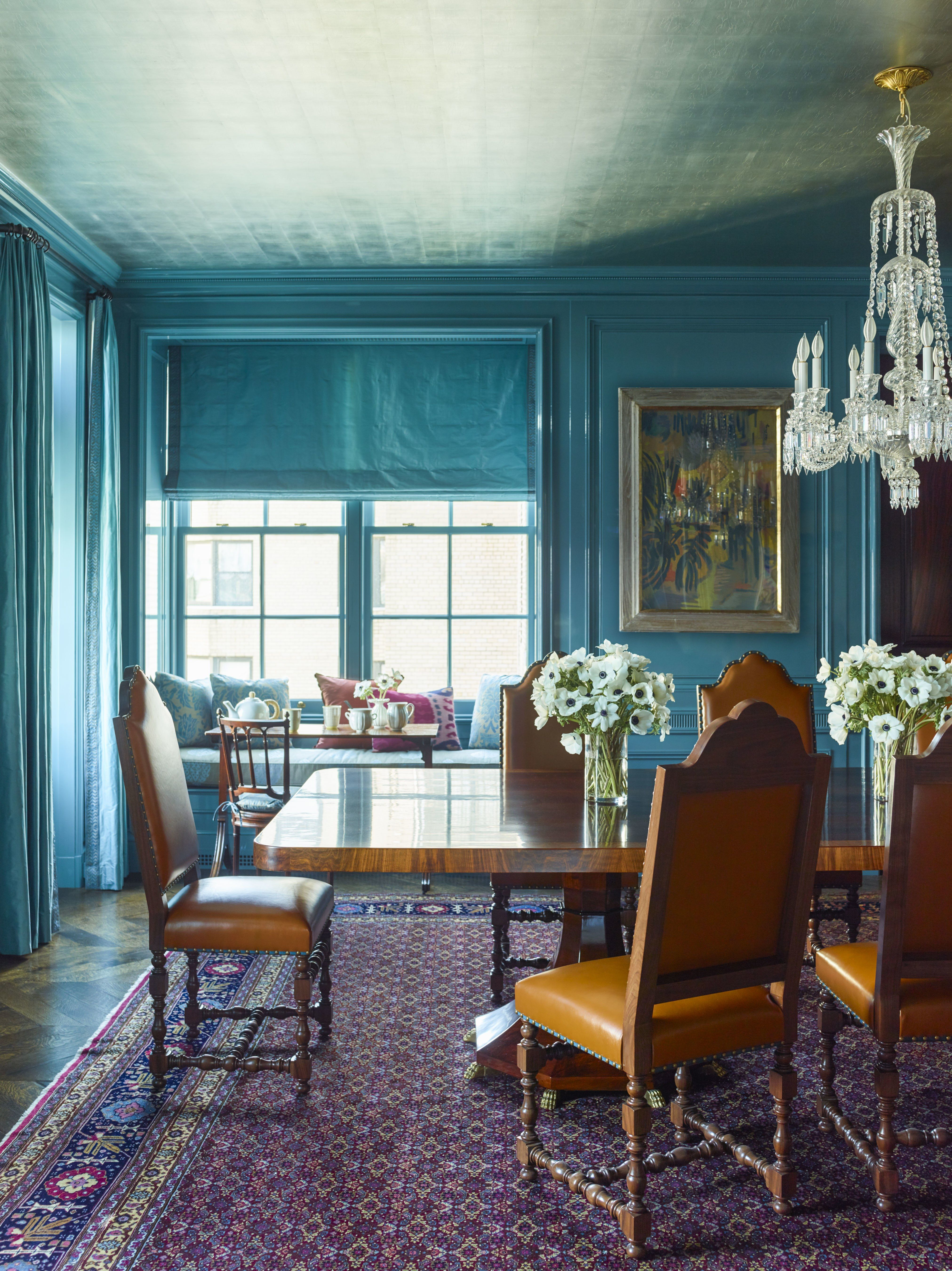 Why I Love Farrow & Ball\'s Stone Blue Paint Color | Architectural ...