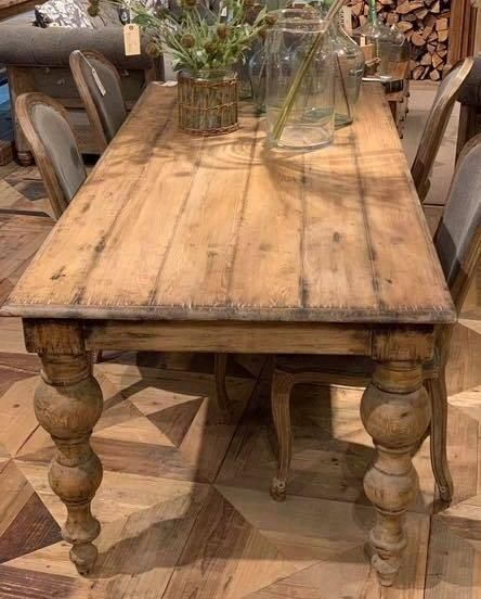 Old Traditions Farmhouse Dining Table