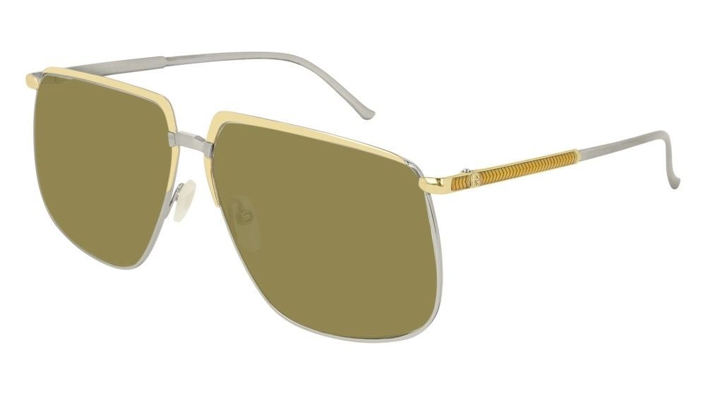 1c65fcd8fce NEW Gucci Fashion Inspired GG 0365S Sunglasses 003 Gold 100% AUTHENTIC   fashion  clothing