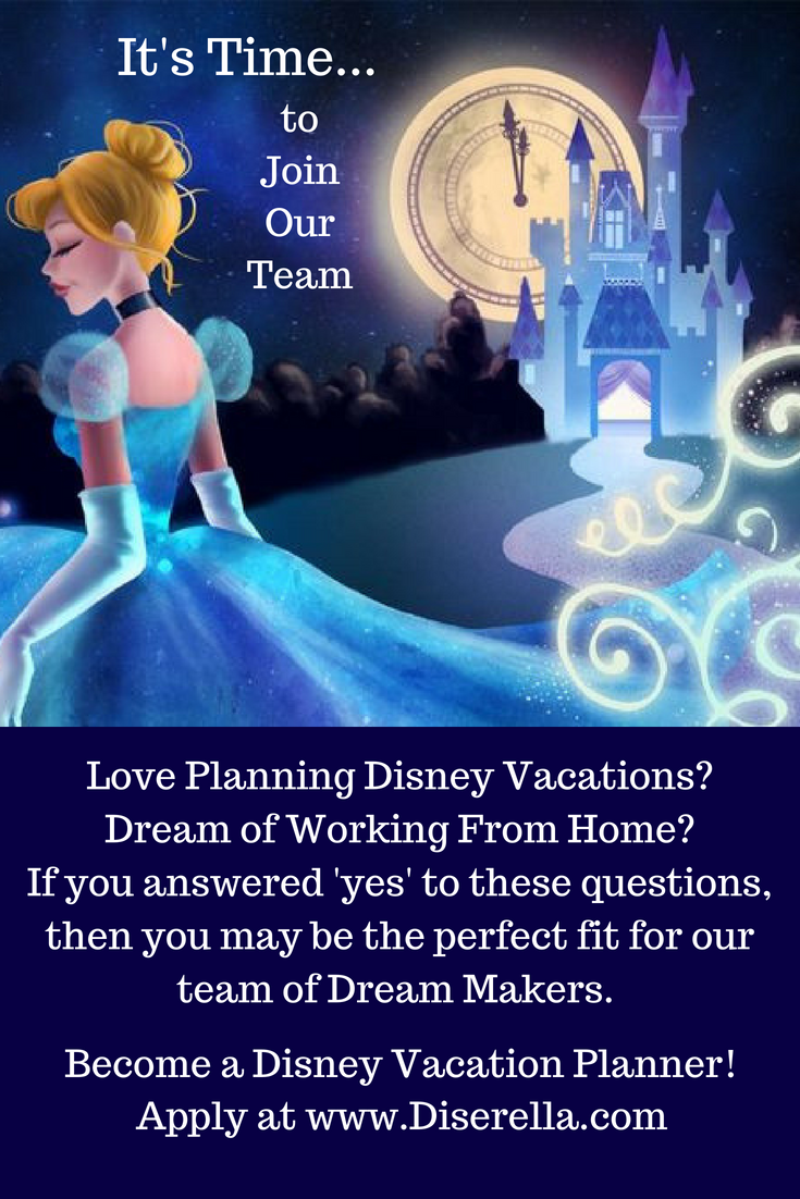 Become A Disney Vacation Planner Apply At Www Diserella Com Vacation Planner Disney Vacations Disney Vacation Planner