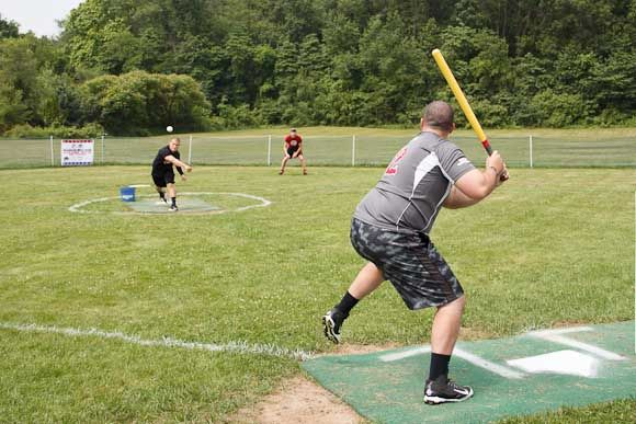Wiffle ball is all grown up and being played in Oshtemo ...