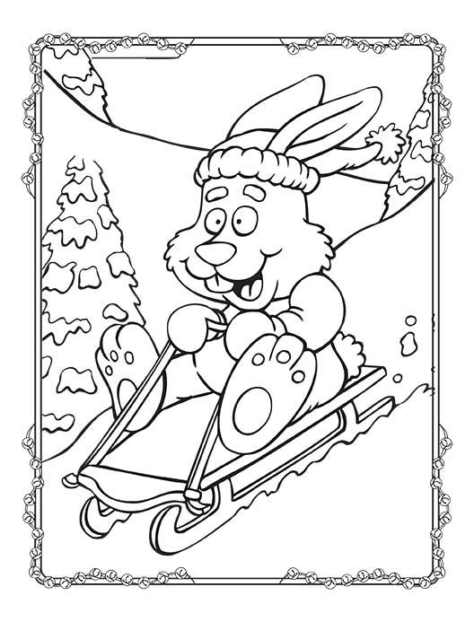 Follow the link below to download this coloring page! http://www.bendonpub.com/upload/coloring-pages/jan-2015-sled.pdf