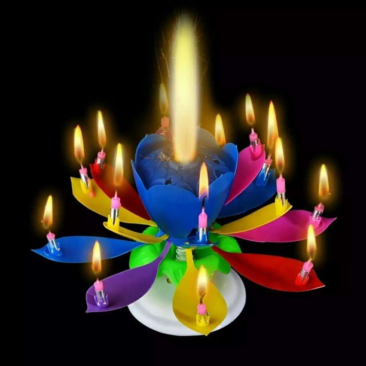 Amazing Birthday Candle 1ct Incense Sticks And Products