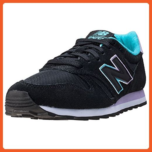 New Balance Wl373gd Womens Trainers Black - 4 UK - Sneakers for women  (*Amazon