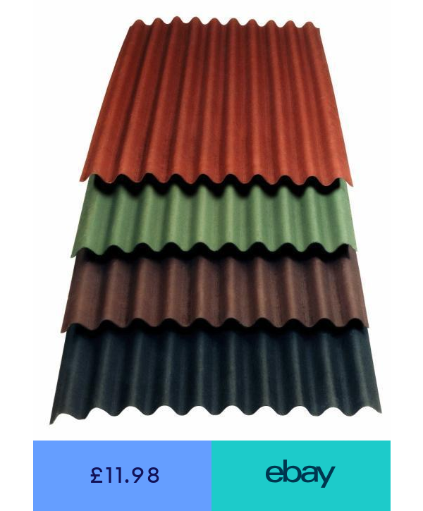 Roofing Home Furniture Diy Ebay Corrugated Roofing Roofing Sheets Roofing