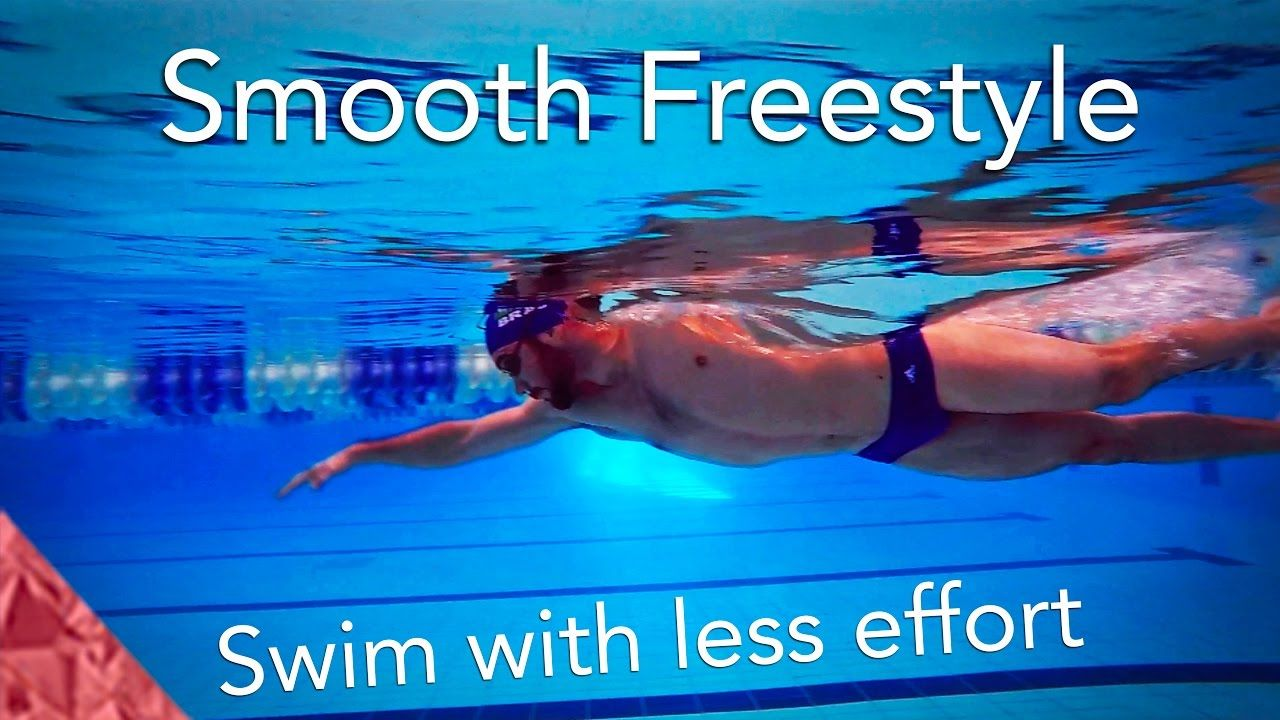 Swimming Freestyle Smooth Learn How To Swim Easy Graceful Front Crawl Freestyle Swimming Swimming Workout Swim Technique