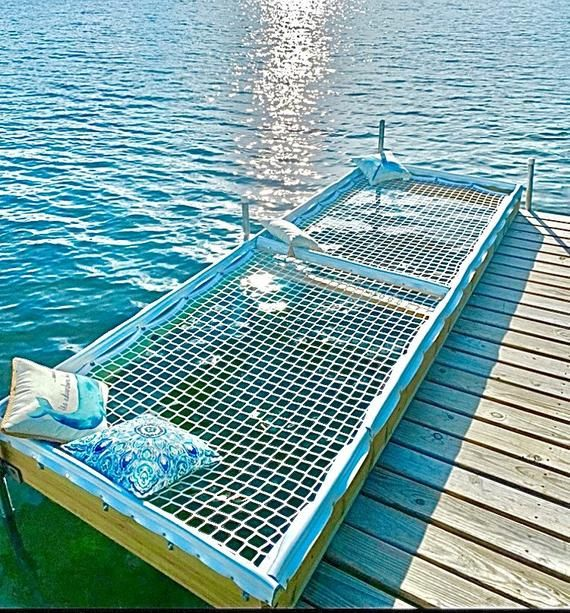 Dock Hammock DIY Kit Etsy in 2020 Dock hammock
