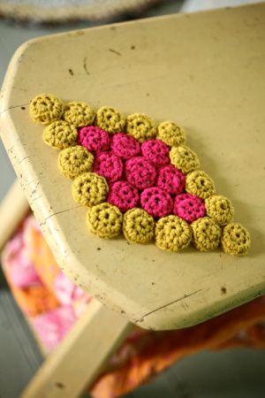 Free Crochet Pattern: Crochet Trivet