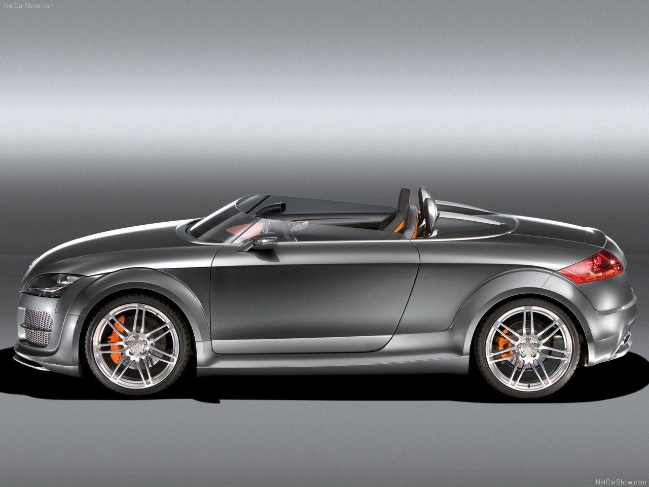 2009 audi tt quattro sport concept screensavers car picture collection