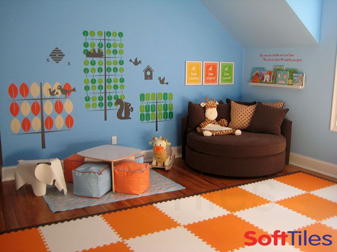 info black foam and playroom terrascapes decorating mats design home using apps safari kids animals gray in