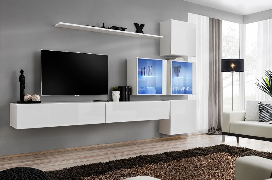 Shift XIX Modern wall units, Living room wall units and Modern wall