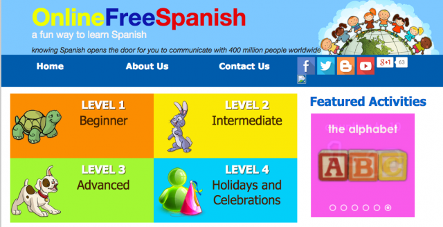 10 of the Best Language Learning Websites for Children