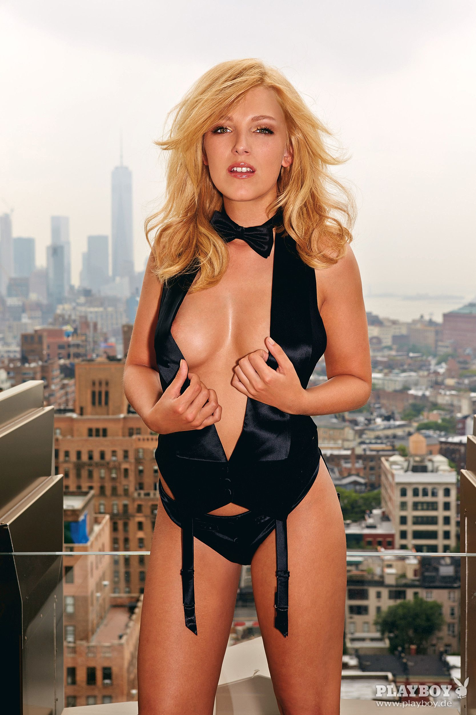 Isabell horn playboy germany april 2015 1