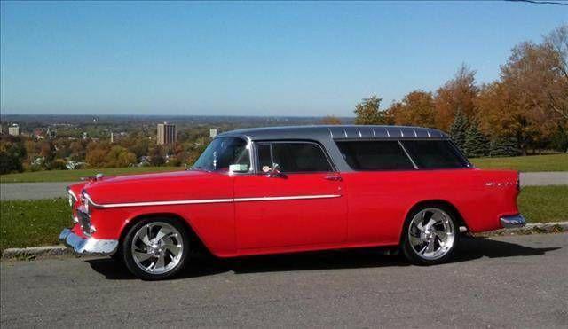 1955 Chevrolet Nomad For Sale 1737385 Hemmings Motor News
