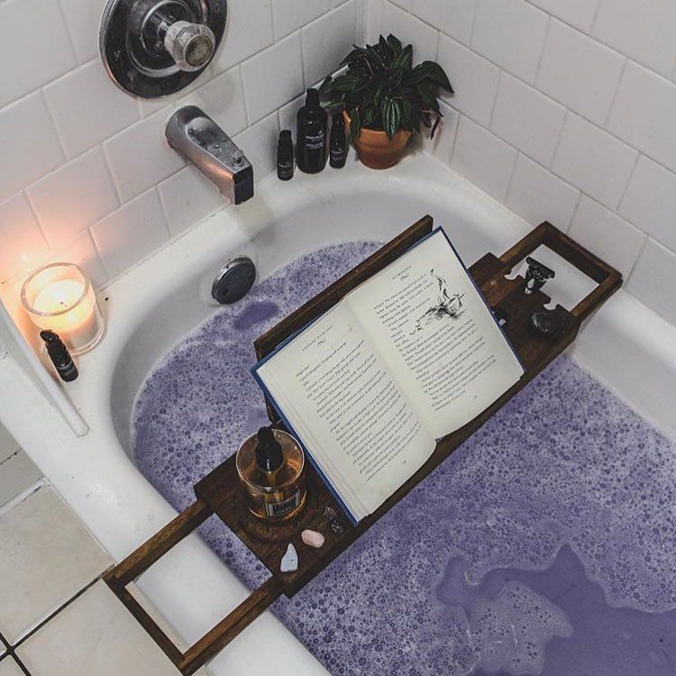 Refusing To Move From This Spot Via Mindbodygreen Bath Candles Interior Bath