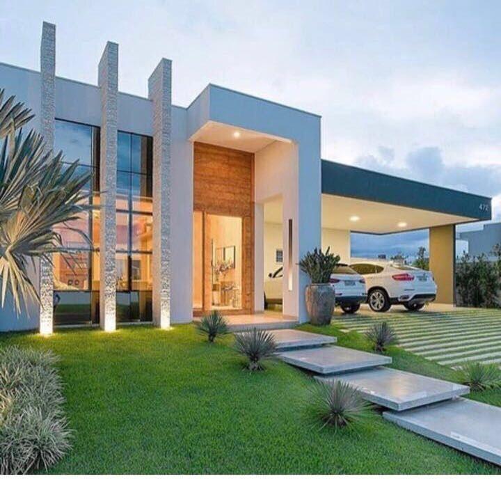 Pin de Maitri S. en Architecture | Pinterest | Fachadas, Casas ...