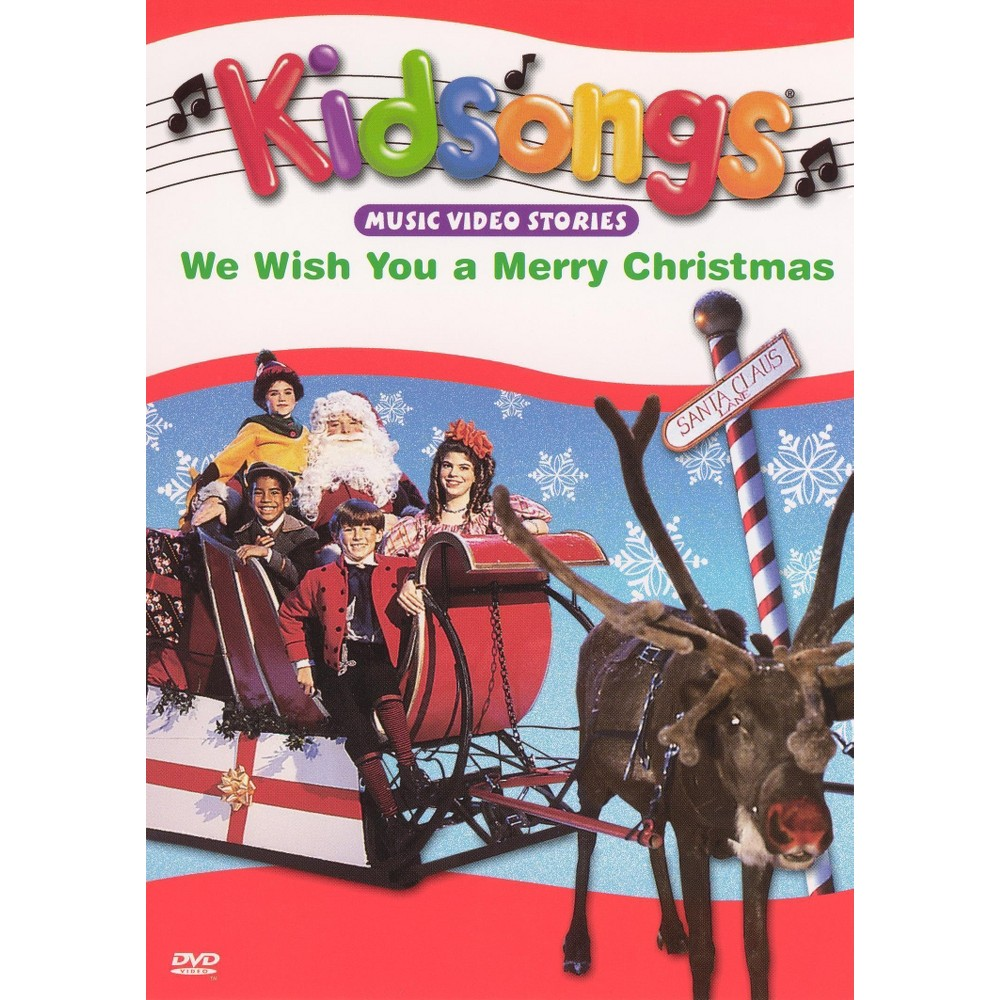 Kidsongs: We Wish You a Merry Christmas (dvd_video) | Products ...
