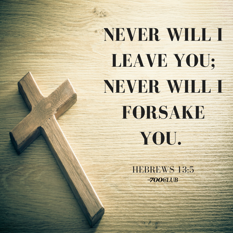 Daily Biblical Inspirational Quotes: For More Daily Inspiration Follow Us On Facebook (@700Club