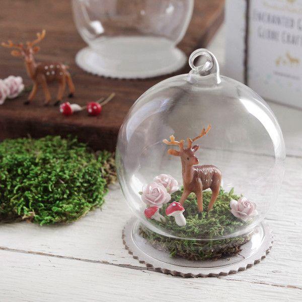 Enchanted Garden Globe Craft Kit
