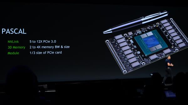 "NVIDIA Announces Next-Generation ""Pascal"" GPU"