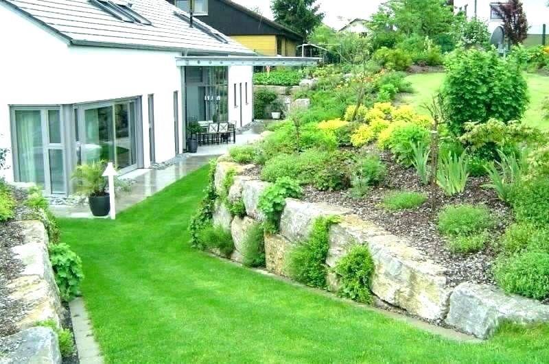 Gallery Of Terrasse Hanglage Anlegen Nowaday Garden Garten ...